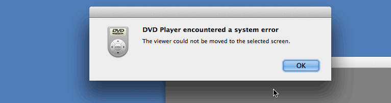 dvd-player-apple-airplay-error