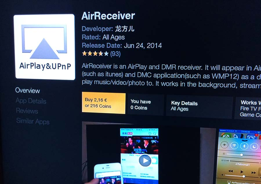 How to use AirPlay on an Amazon Fire TV | Streaming Blog